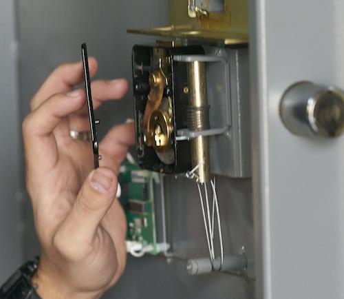 Safe Lock Repair - Trilock locksmith