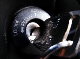 car key ignition
